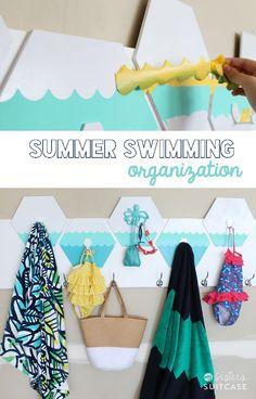 summer swimming organization organization ideas #organization #organized