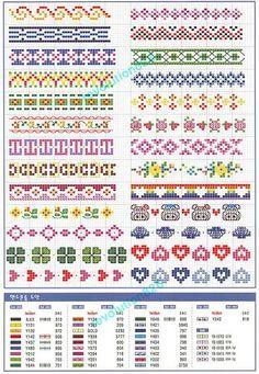 Brilliant Cross Stitch Embroidery Tips Ideas. Mesmerizing Cross Stitch Embroidery Tips Ideas. Cross Stitch Bookmarks, Mini Cross Stitch, Cross Stitch Borders, Cross Stitch Designs, Cross Stitching, Cross Stitch Embroidery, Embroidery Patterns, Cross Stitch Patterns, Letter Patterns