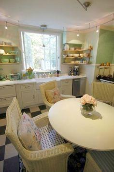 A Cottage Kitchen at it's Finest!