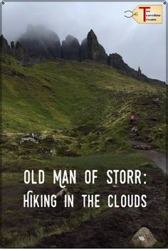 Tips and advice for hiking the Old Man of Storr on Isle of Skye, Scotland | travel via @2travelingtxns: