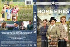 """Mega Covers Gtba"": Home Fires (2015) R1 - Cover & Label Serie"