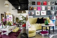 Pal and Smith Orange County SOCO OC Mart Mix Hollywood Glam Interior Design home decor chandeliers furniture accessories