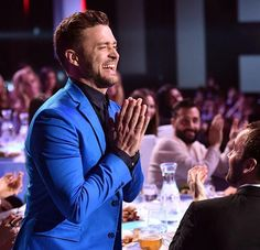 @jtimberlake that speech was absolutely perfect!!! He got the innovator award at the iHeart Radio Awards >>>