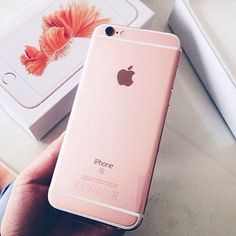 Find images and videos about pink, iphone and apple on We Heart It - the app to get lost in what you love. Apple Iphone, Iphone 6, Iphone Cases, Apple Mac, Apple Products, New Phones, Nail Tips, Phone Accessories, Girly Things
