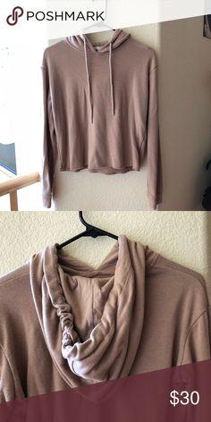 Cropped Hoodie Cropped Hoodie Sweaters