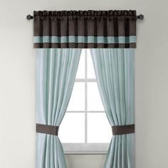 Willowbrook 84-Inch Window Curtain Panel Pair - BedBathandBeyond.com