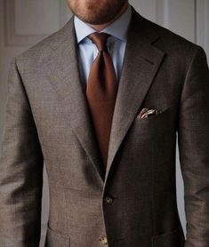 men suits 2017 - Click visit link for more info - HerrenMode Gentleman Mode, Gentleman Style, Sharp Dressed Man, Well Dressed Men, Mens Fashion Suits, Mens Suits, Style Costume Homme, Suit Combinations, Mode Costume