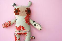 Fabric Dolls | rosa-pomars-doll1