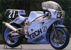 1985 YAMAHA FZR750 suzuka8h