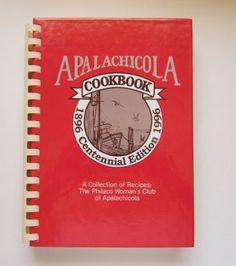 Philaco Womans Club Apalachicola Florida Cookbook Centennial Edition