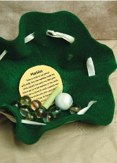 Game-in-a-Bag Gift | Marbles http://www.childrensministry.com/articles/game-in-a-bag-gift
