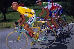 Marco Pantani's 1998 Tour de France, Giro d'Italia Bike Revisited at the Bianchi Factory Bicycle Race, Bike, Paris Tour, Cycling Weekly, Bicycle Accessories, Road Racing, Tours, Sport, Instagram
