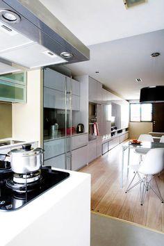 White House Theme Wet Dry Kitchen Interior Design Kitchen Pinterest House Design And