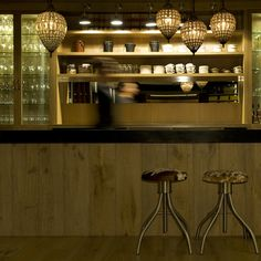 Honesty Bar: help yourself, write down your consumption and we settle up before you go. Free Buffet Breakfast http://www.primeroprimera.com/boutique-hotel-barcelona-services/