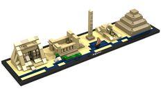 LEGO Ideas - Lego Architecture- Egypt