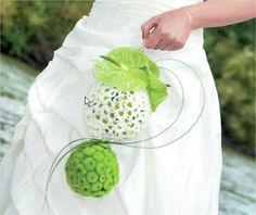 Bouquet duo boules