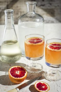 Blood Orange Lime Wine Spritzer - CaliZona