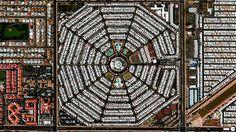 RV-курорт «Venture Out» в Месі, Арізона Вражаючі супутникові знімки про те, як ми змінили Землю