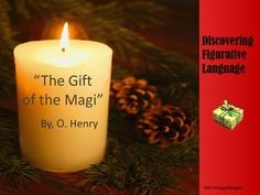 The Gift of the Magi PowerPoint. Animated PowerPoint on The Gift of the Magi by O. Henry, a classic Christmas story that is a good resource for the holidays. Focus on figurative language. Complete lesson with before, during, and after reading activities. Includes background information about the author, twelve critical vocabulary words, review of foreshadowing and suspense, and a link to read the story online. Students close read to find foreshadowing and suspense...