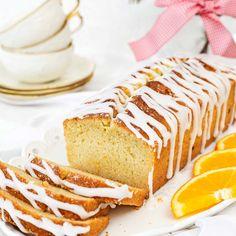 En frisk och fräsch kaka som håller sig saftig i flera dagar.