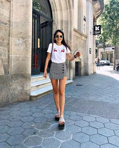 15 Fuzzy Sweater Outfits You Need This Winter Long Skirt Outfits For Summer, Summer Outfits For Teens, Classy Outfits, Trendy Outfits, Cute Outfits, Urban Fashion, Girl Fashion, Fashion Outfits, Fashion Group
