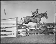Jumping ca. 1920