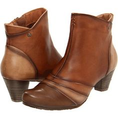 Pikolinos 1.25 inch heel ankle boot