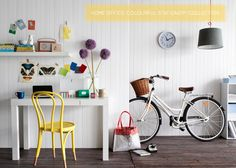 Home Office Ideas & Colourful Stationery - Bright.Bazaar