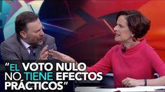 Denise Dresser se Pelea con Leo e Invitado por Defender el Voto Nulo