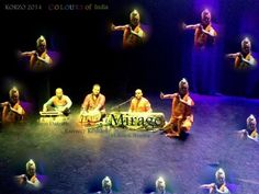 Mirage Live at India Dans Festival Korzo 2014