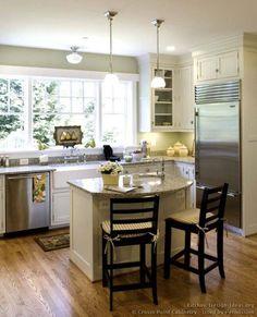 20 Unique Small Kitchen Design Ideas | Consideration, Kitchen ...
