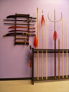 weapons rack 5