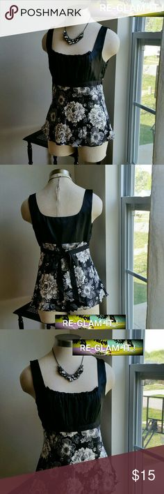 WHBM..NEW LISTING..BEAUTIFUL...TOP ...ADDING INFO SOON..EXCELLENT CONDITION  ...NORMAL WEAR...NO FLAWS  ...SIZE TAG S....BUT FITS MORE LIKE X-SMALL... White House Black Market Tops Blouses