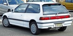 7. I had a car like this one. A 1991 Honda Civic 4 speed manual. Awesome little beater! Go like hell and super on gas! My 7th. car.