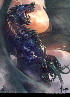 dragon-01 by bayardwu - Bayard Wu - CGHUB via PinCG.com