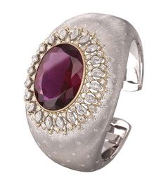 Buccellati Rubellite High Jewellery