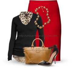 Work Wear #3 by uniqueimage ❤ liked on Polyvore