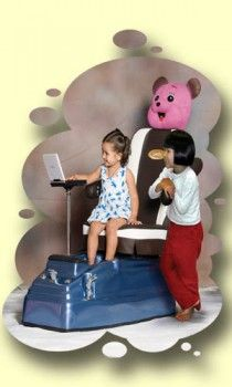 Nail Salon Chair For Kids