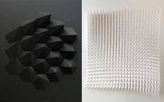 Matt Shlian, via Passion For Paper & Print