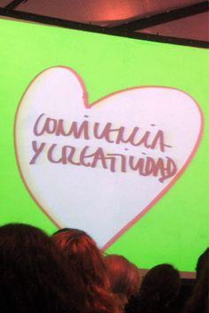 Convivencia y Creatividad, pilares fundamentales para Limatina, y para la vida no? Buen día Limatinos!