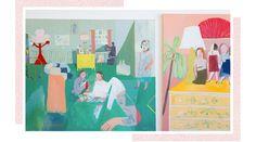 Elliot Camarra, Artist — LISA SAYS GAH