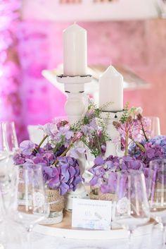 Konzept Vintage mit Lila, Spitze und Weiß - Wedding Dinner Freiburg Foto: www.fräulein-klick.com Umsetzung: @Hochzeitsfee
