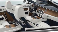 The interior designer lends his signature coastal-chic style to a client's bespoke Rolls-Royce Dawn…