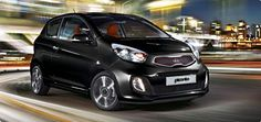 Meet the new Kia Picanto – a spacious compact city car that's big on practicality and safety, including of warranty. Kia Picanto, Kia Motors, City Car, Car Rental, Driving Test, Dubai, Range, Exterior, Journey
