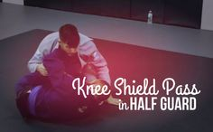 Knee Shield Pass   in Half Guard : #DRUB #BJJ #MMA #Grappling #Judo #Jiujitsu #Brazilianjiujitsu #WBJJ #WMMA #Muaythai #Kickboxing #Catchwrestling #Wrestling #Freestylewrestling