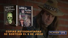 Ganate los libros autografiados de Dross