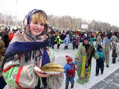 Блины в русских народных сказках