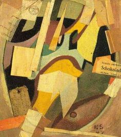 Kurt Schwitters Collage/found objects