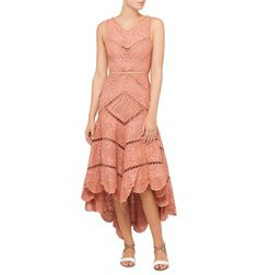 Casual Frocks, Casual Dresses, Short Dresses, Fashion Dresses, Ruffle Dress, Dress Skirt, Dress Indian Style, Knee Length Dresses, David Jones