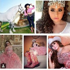 Cowgirl Quinceanera